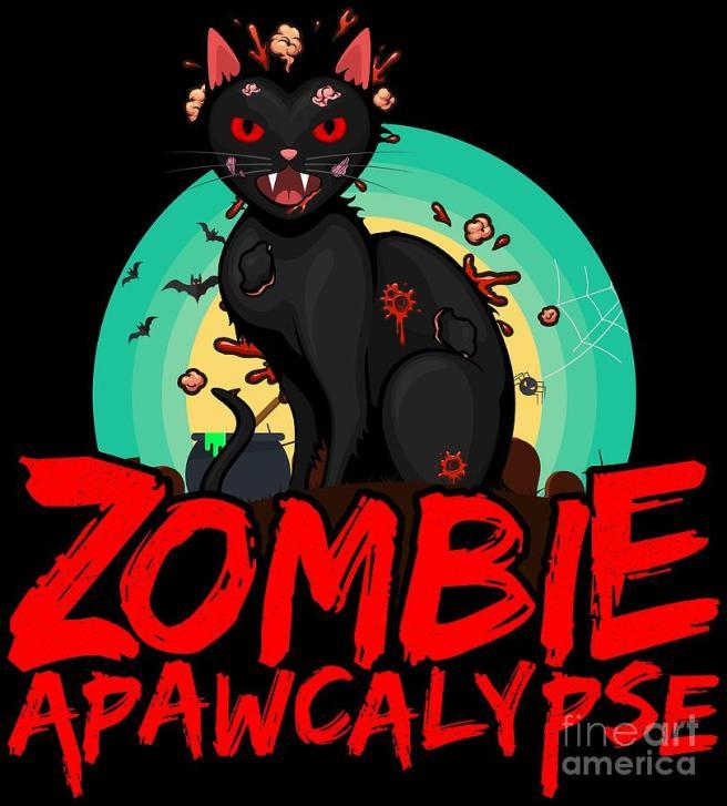 zombie-cat-apawcalypse-halloween-tshirt-kittie-pun-costume-festivalshirt